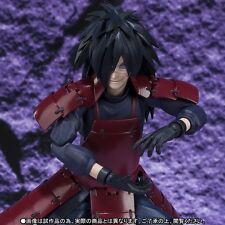 S.H.Figuarts Naruto: Madara Uchiha Figure Preorder
