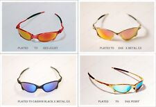Oakley X metal -Plating + Repair nose bridge Juliet Romeo Penny Mars Squared