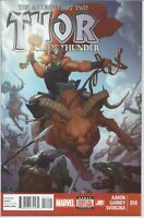 Thor #14  God of Thunder Accursed part 2 Marvel Comic 1st Print 2013 VF