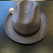 Pinzano Straw Hat - Made in USA