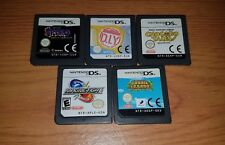 Kids Nintendo DS (3DS, 2DS) Games: Spyro, Wario Ware, Chocabo, Magnetica, Fossil