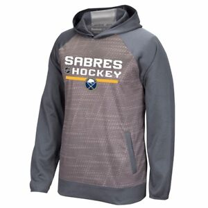 Buffalo Sabres Reebok Center Ice TNT Authentic Locker Pullover Hoodie Men's