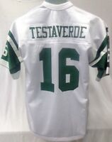 New York Jets Football NFL Youth Testaverde 16 Replica Jersey White