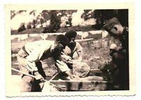 GERMAN SOLDIER LUFTWAFFE 1941 - FOTOGRAFIA