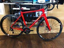 2018 Parlee Chebacco Core 105 5800 Red Large Gravel Bike