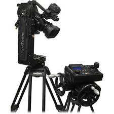 New Varizoom Cinema Pro Jr with Hand-wheels, Power Supply, Hard Travel Case