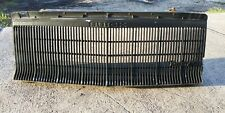84 85 86 87 BUICK GRAND NATIONAL REGAL FRONT GRILLE GRILL