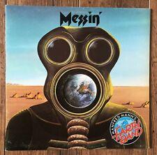 Manfred Mann's Earth Band  Messin LP . UK 1st  Vertigo – 6360 087 1y/2y
