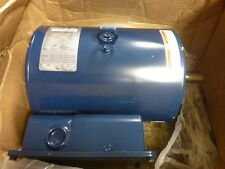 NEW! MARATHON MOTOR 5HP, 1PH, 1740 RPM, 208-230V, Frame: 184T, 184TBDW7026