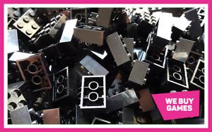 LEGO Brick Bundle - 25 Pieces - Size 2x3  - Choose Your Colour