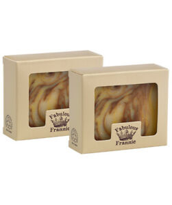 Patchouli Herbal Soap Bar made with 100% Pure Essential Oils 2pk/4oz Bars