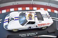FLY CAR MODEL 1/32 SLOT CAR 99047 PLAYBOY COLLECTION 04 NOV, 1998 JULLA SCHULTZ