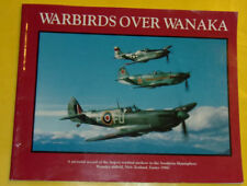Warbirds Over Wanaka 1996 Warbird New Zealand Airshow Great Pictures! Nice See!