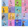 KIDS BIRTHDAY Greeting Card~Fun & Quirky~11th 12th 13th 14th 15th 16th 17th 18th