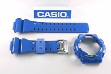 CASIO GA-110HC-2A G-Shock Original Glossy Blue BAND & BEZEL Combo GA-110