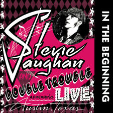 Stevie Ray Vaughan & Double Trouble - In The Beginning (1992, CD)