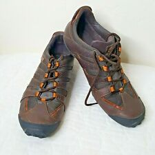Ecko Unltd Marc Ecko James Perpetual Sneakers Mens Size 12 Brown Shoes