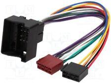 Cable adaptador conector radio oem a iso BMW, ROVER, LAND ROVER, MINI 2000>