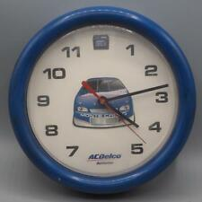 Vintage AC Delco Batteries General Motors GM Plastic Clock Wall Shop