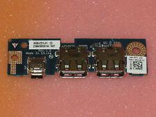 NEW Genuine LS-4121P Dell Vostro 1510 1520 2510 Dual USB Port Board F234D 0F234D