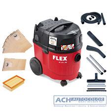 FLEX Industriesauger Sauger VC 35 L MC 369799 369.799 + 5 x Filter + Zubehör