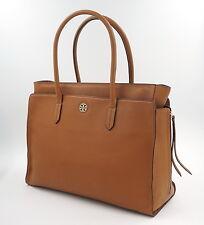 TORY BURCH Tasche, Handtasche, Leder, Bark Braun, Uvp: 555Euro, NEU