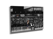 Luka Doncic Buzzer Beater vs Clippers Poster Dallas Mavericks Basketball