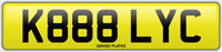 KELLY C NUMBER PLATE KELLIE CAR REGISTRATION KELS KEL NO ADDED FEES K888 LYC REG