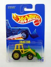 Hot Wheels Tractor #145 Mainline DieCast Moc Complete 1991
