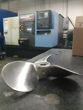 mixing propeller 9 inch 316ss made in Usa Straight from manufacturer. New