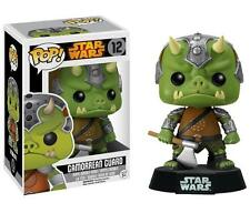 Star Wars Gamorrean Guard Vaulted Pop! Vinyl Bobble Head Figure