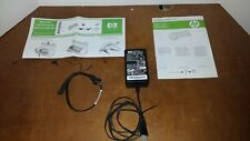 Genuine HP AC Adapter for HP Deskjet D1400 F4100 AIO. Printer Power Supply Cord!