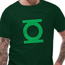 Green Lantern - Lantern Logo T Shirt Size:S - NEW & OFFICIAL DC MERCHANDISE