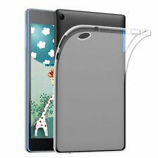 Soft-Cover para Lenovo Tab3 7 Plus TB-7703 Slim Funda Silicona Estuche TPU