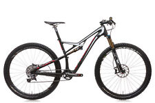 2015 Specialized S-Works Camber Mountain Bike Large Carbon SRAM Fox