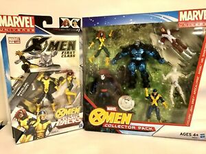"Hasbro Marvel Universe 3.75""  X-men Collector Pack. TRU Exclusive. MIB."