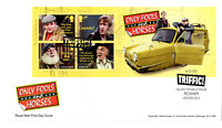 2021 GB ONLY FOOLS AND HORSES FDC PECKHAM MINI *NICE* FIRST DAY COVER 16.2.21