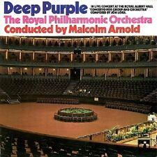 DEEP PURPLE Concerto For Group And Orchestra Vinyl LP Harvest SHVL 767 1970 1st