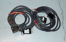 60A 125V 6/3 6 AWG 3 Conductor Stage Pin Cable 25' 25 Ft Group 5 Union Mole