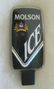 Molson Ice Beer Tap Handle