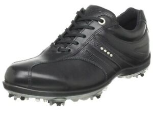 Ecco Woman's Golf Shoes Hydromax in Black Size UK 5, 38