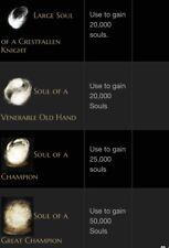 Dark Souls 3 One Billion Souls + 699 Embers + Rare Gear On Xbox One Only Sl_651+