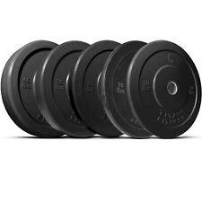 Titan 260lbs Set of Olympic Bumper Plates