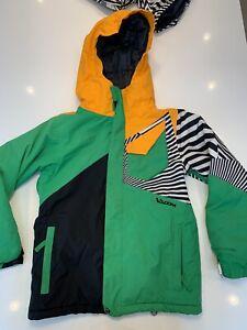 VOLCOM Boys Snowboard jacket and pants   Size Large