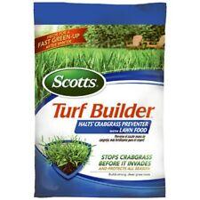 Scotts Turf Builder Halts Crabgrass Preventer with Lawn Food 5000-Sq Ft