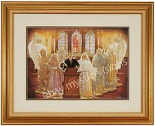 Ron DiCianni THE LEGACY Matted & Framed Pastor Preacher Minister Christian Art