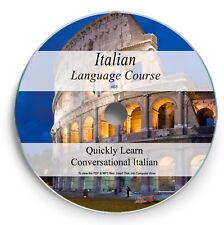 Learn to Speak Italian - Language Course - 38hrs Audio Mp3 8 Books PDF on DVD 08