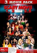 Scary Movie 1 / 2 / 3.5 : NEW DVD