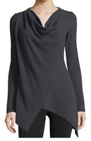 SALE NEW Marc New York Women's Asymmetric Thermal Tunic VARIETY SIZE AND COLOR