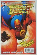JUSTICE LEAGUE OF AMERICA #2 DC COMICS 2006 VARIANT COVER